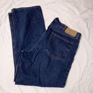 Mens Eddie Bauer jeans